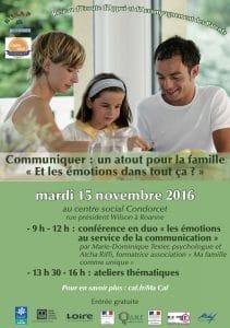 Communiquer : un atout pour la famille. Et les émotions dans tout ça