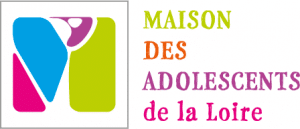 Logo de Maison des adolescents de la Loire