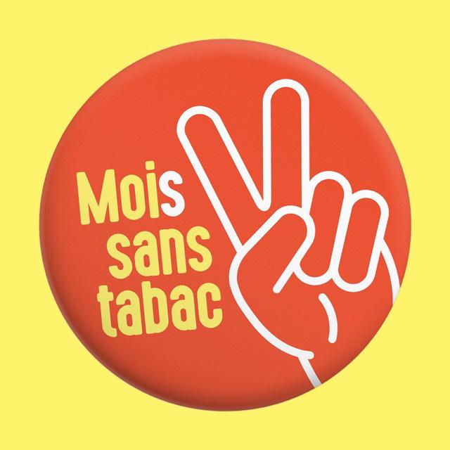 Affiche officielle Mois sans Tabac